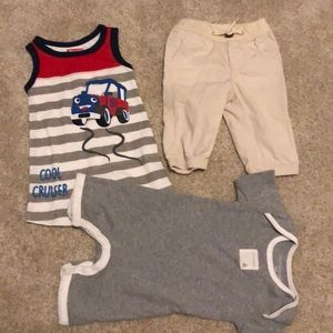 3-6 month items